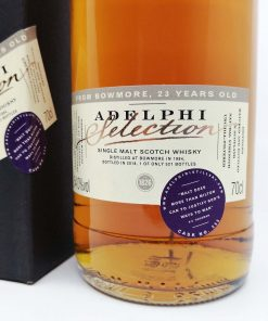 23 years old cask 555 700ml 54%