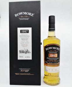 Bowmore 1997-2020