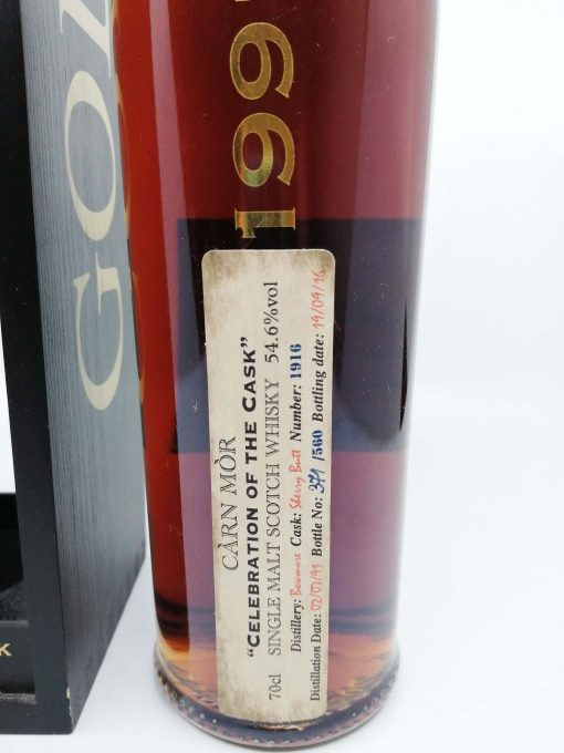25 years old cask 1916 700ml 54.6%
