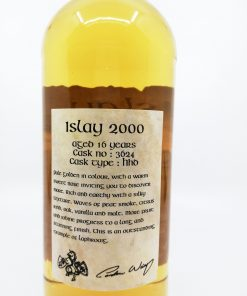 16 years old cask 3624 700ml 56.8%